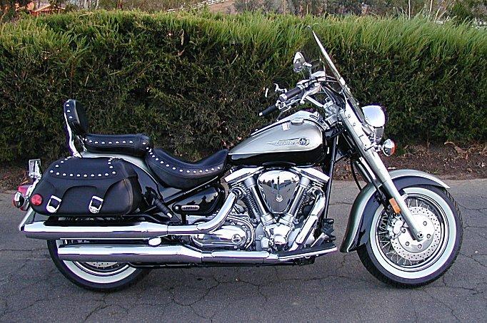 Yamaha Motorcycle Hitches